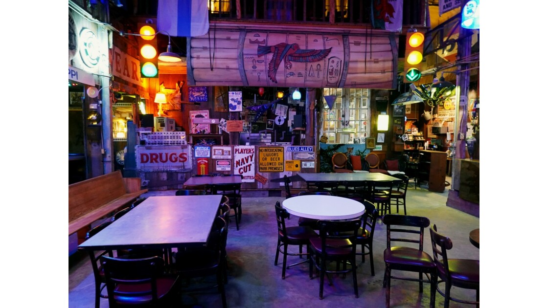 Clarksdale Shack Up Inn Le Bar-Salle de Concert 5