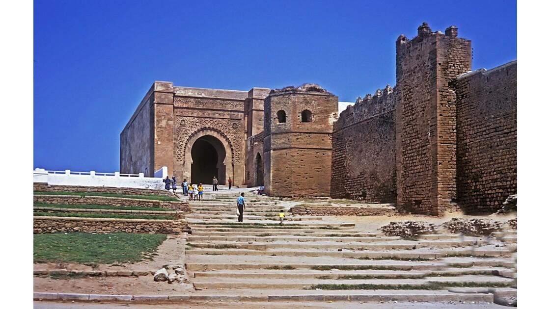 Rabat Porte des oudaïa