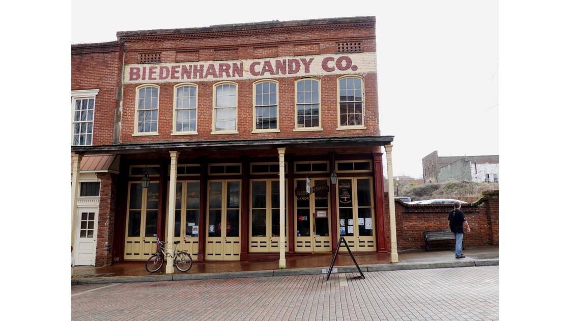 Vicksburg  Biedenharn Coca-Cola Muséum 1