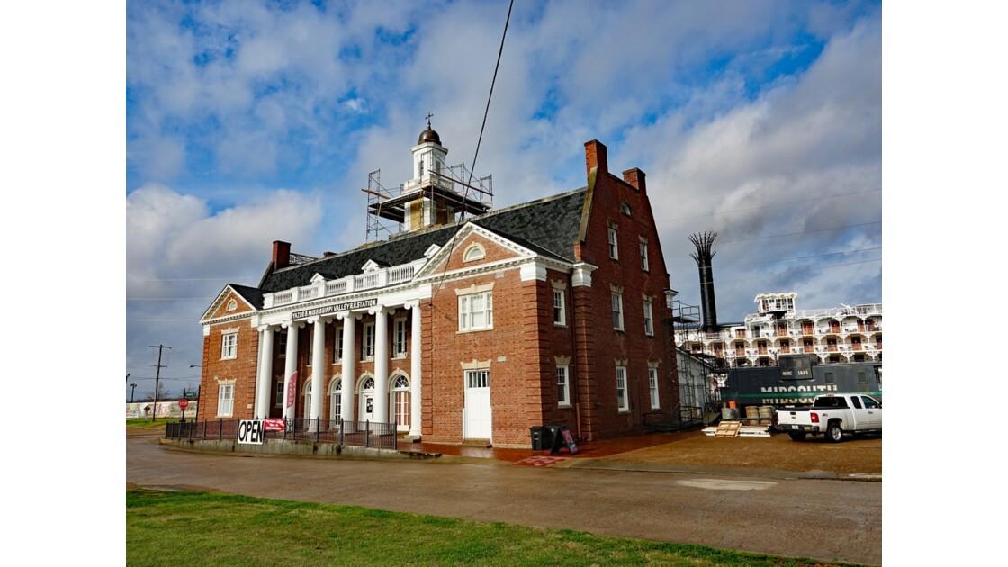 Vicksburg Old Depot Museum 1