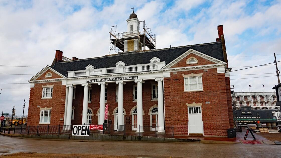 Vicksburg Old Depot Museum 4