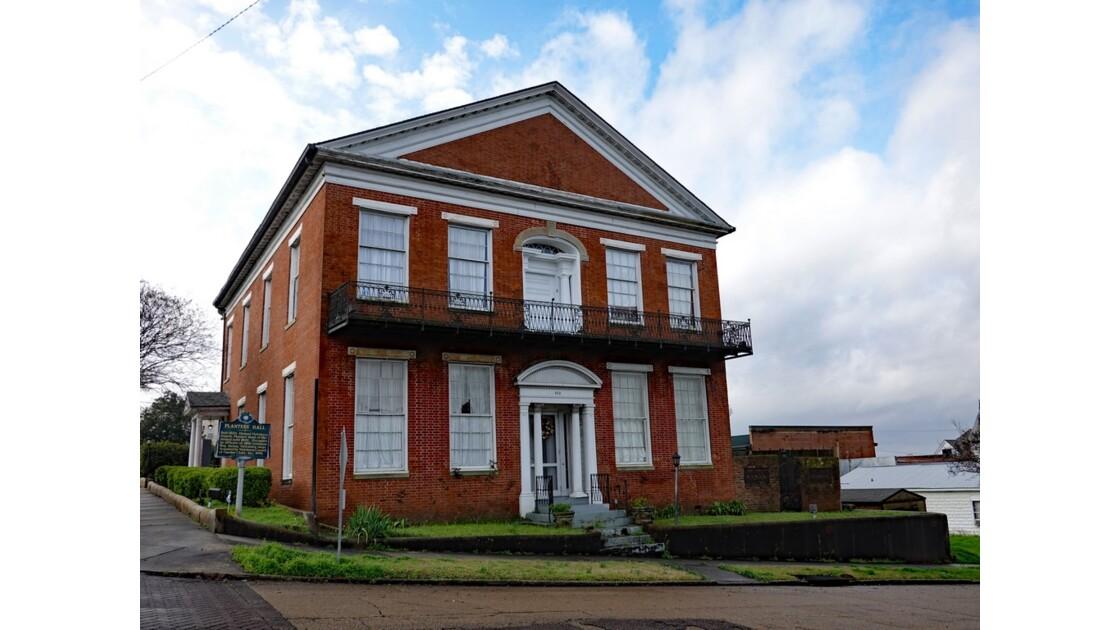 Vicksburg Planter's Hall
