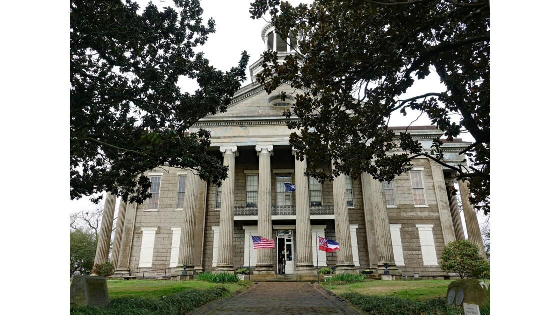 Vicksburg The Old Court House 1
