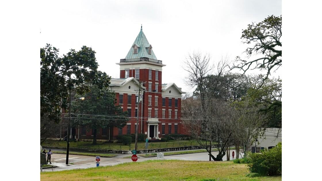 Vicksburg Old Warren County Jail