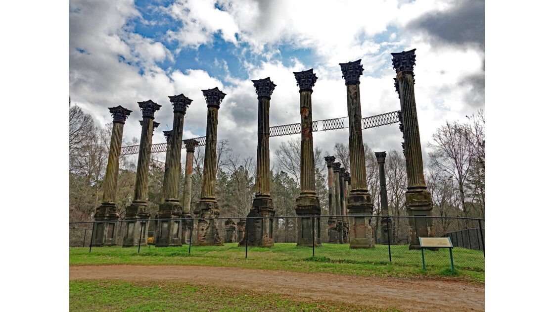 Port Gibson Windsor Ruins 3
