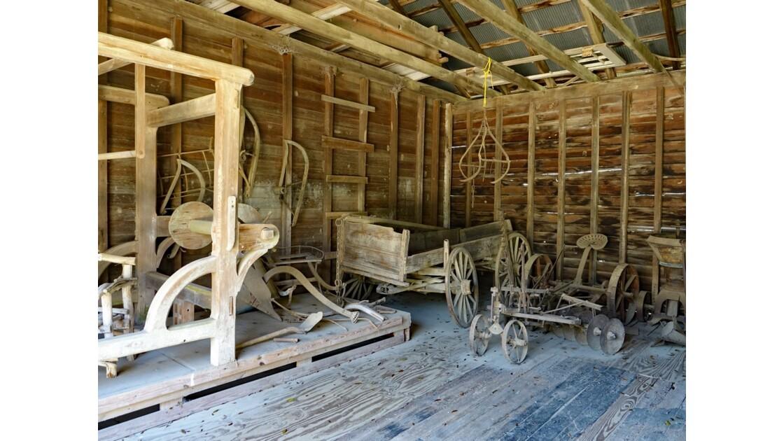 Natchez Longwood House Matériel agricole 1