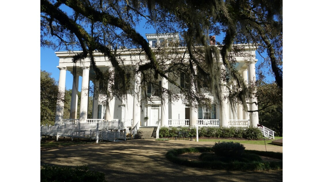 St Francisville Greenwood Plantation 1