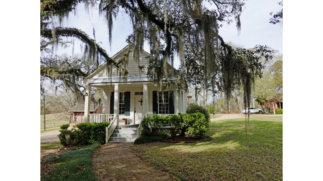 St Francisville Greenwood Plantation La chapelle