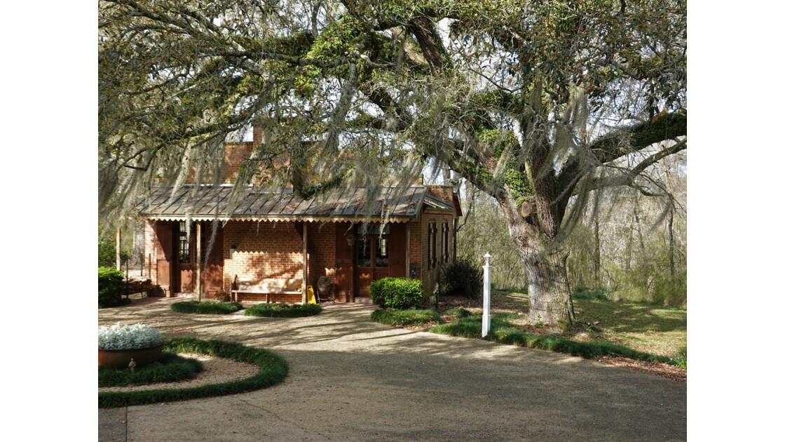 St Francisville Greenwood Plantation La cuisine 1