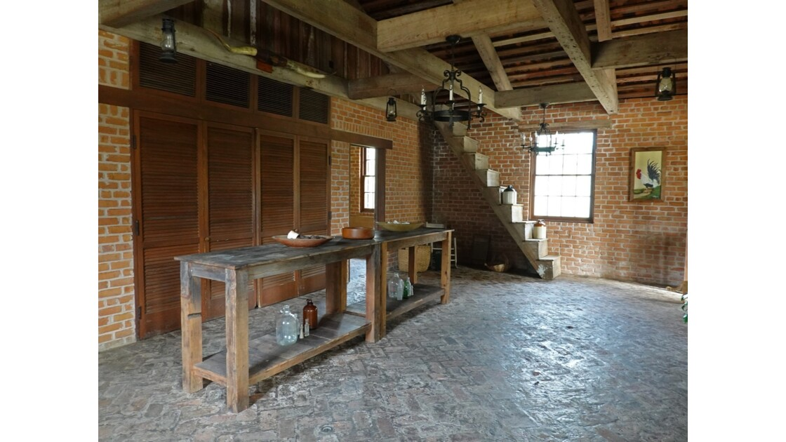 St Francisville Greenwood Plantation La cuisine 4
