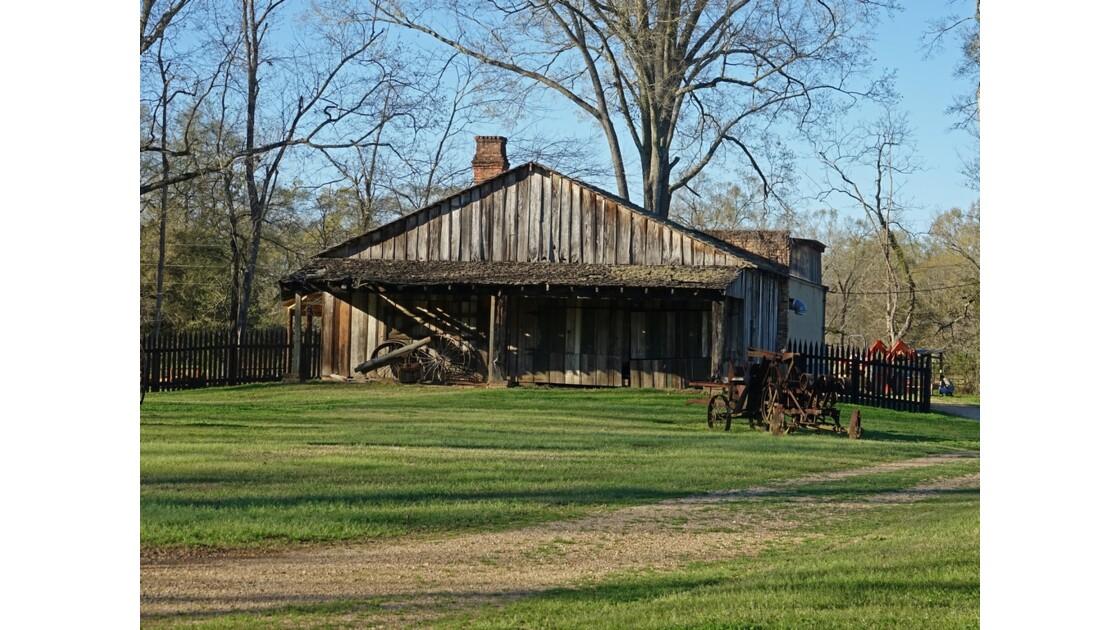 St Francisville Greenwood Plantation Les dépendances