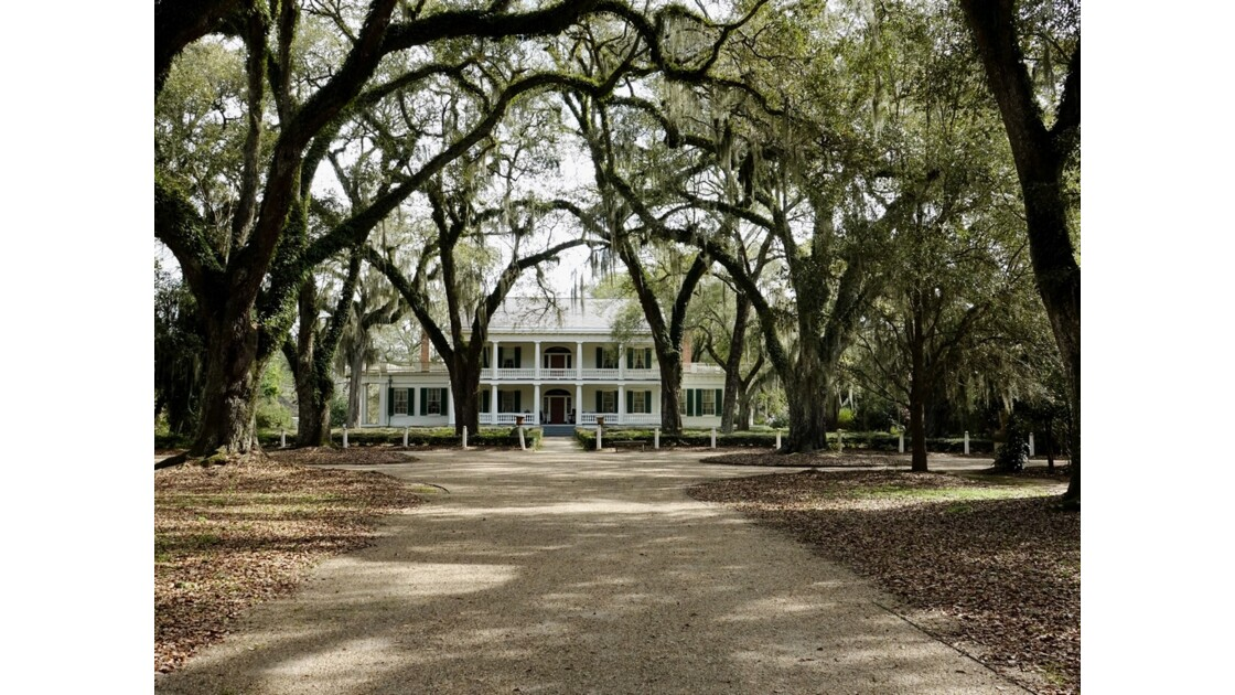 St Francisville Rosedown Plantation and Gardens 9