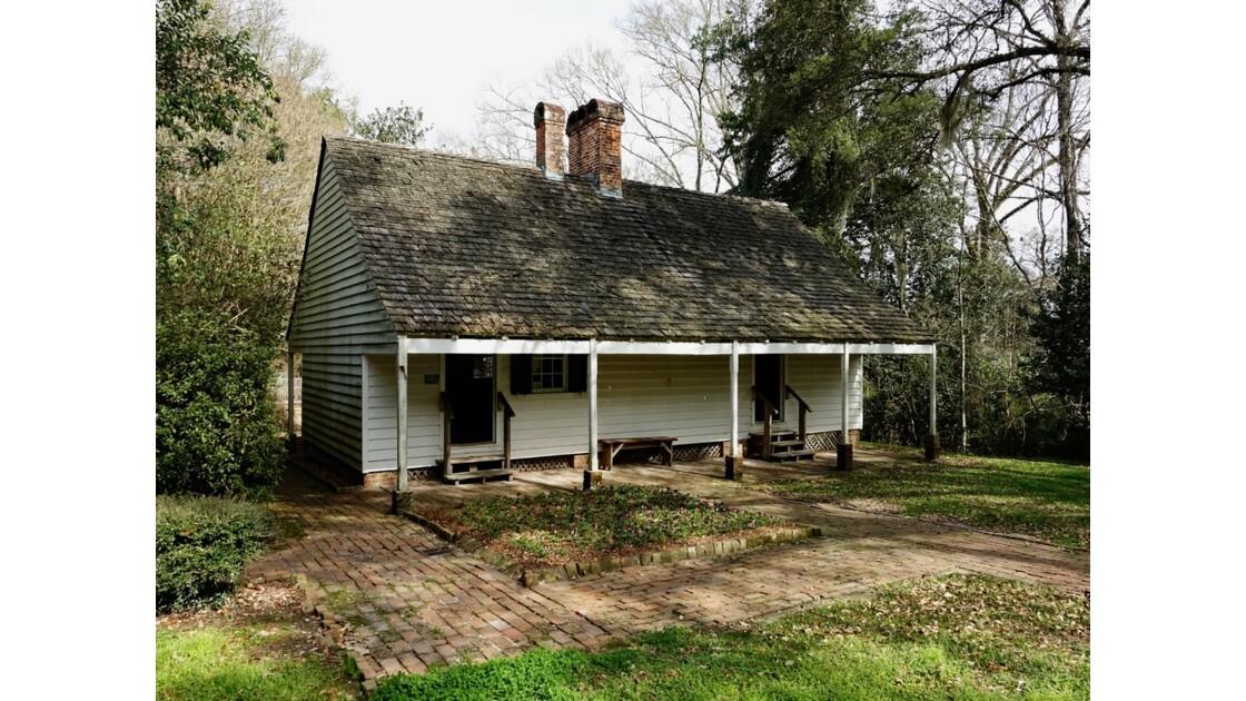 St Francisville Rosedown Plantation and Gardens cuisine 2