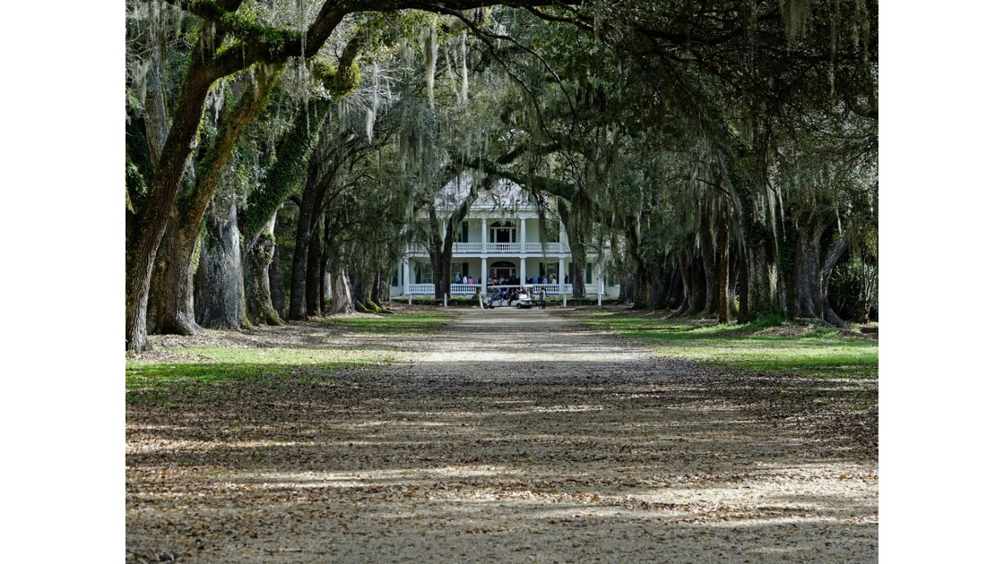 St Francisville Rosedown Plantation and Gardens 1