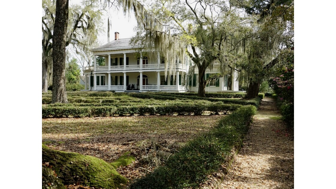 St Francisville Rosedown Plantation and Gardens 2