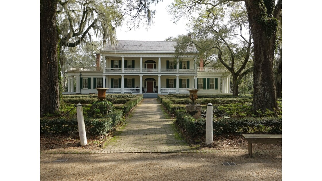 St Francisville Rosedown Plantation and Gardens 3