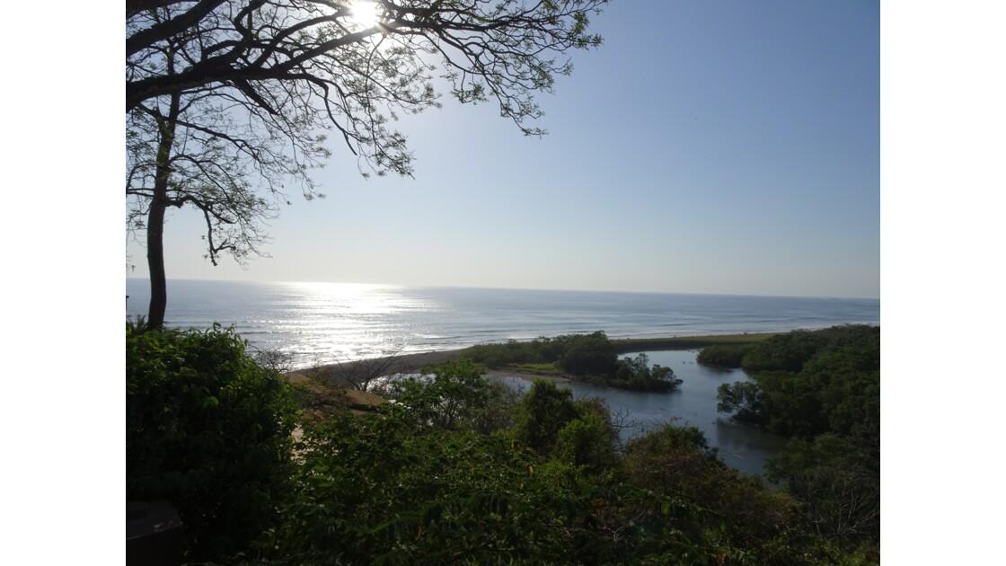 Coucher de soleil à Nosara