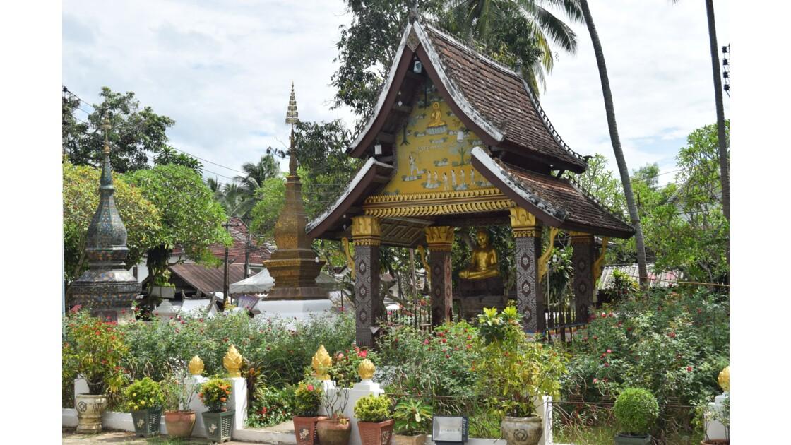 Calme et beauté à Luang Prabang
