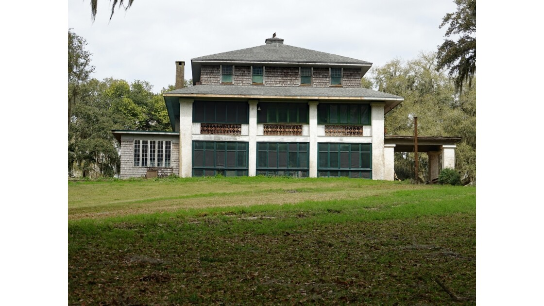 Avery Island Jungle Gardens Maison de E.A. Mcllhenny