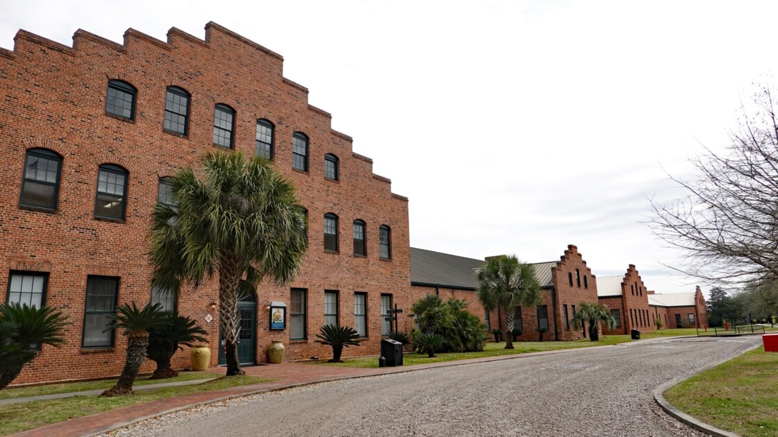 Avery Island Tabasco Factory 1