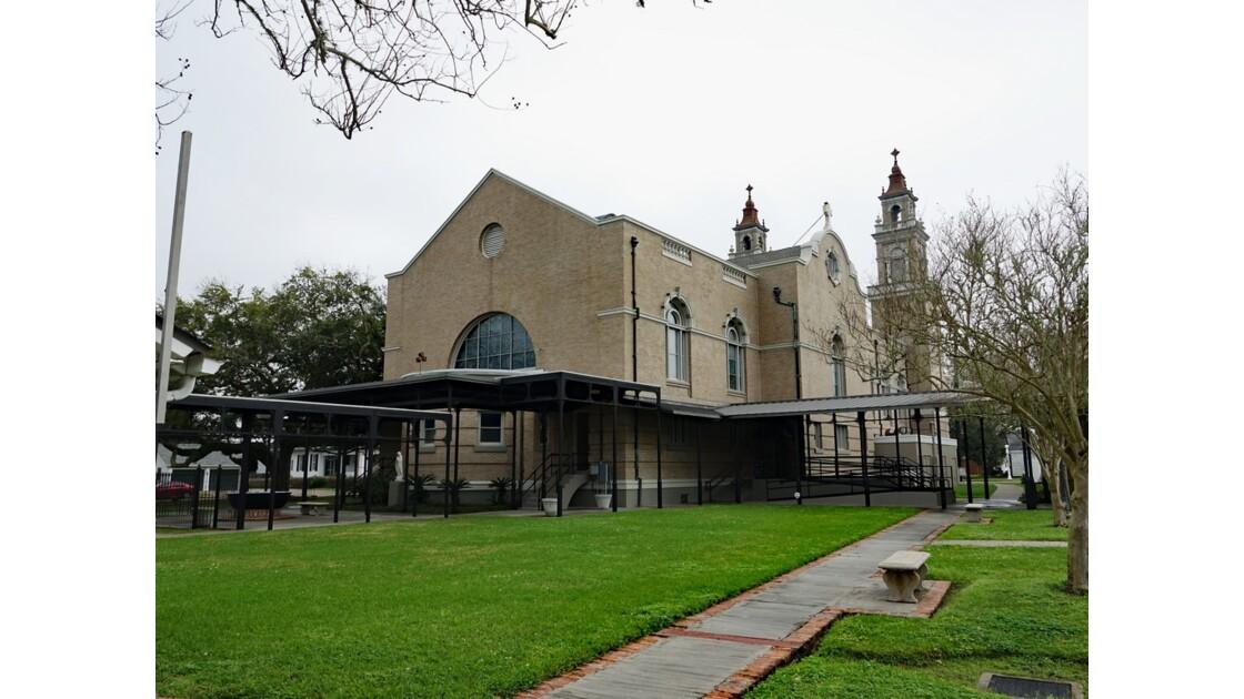 Franklin Eglise catholique 2
