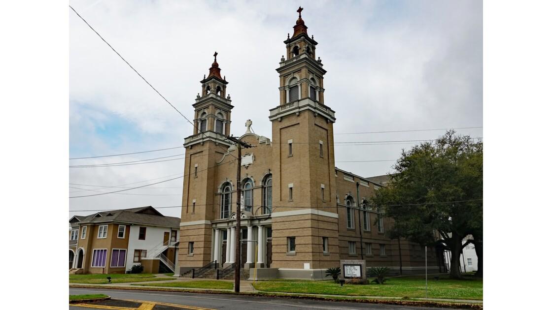 Franklin Eglise catholique 1