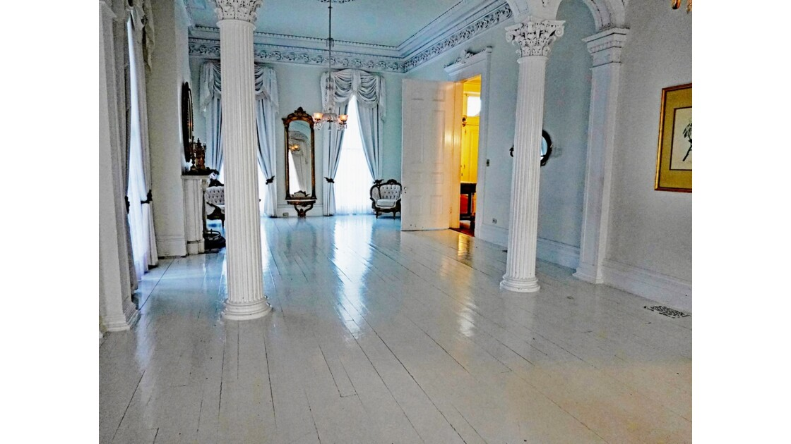Nottoway Plantation Salle de bal 3