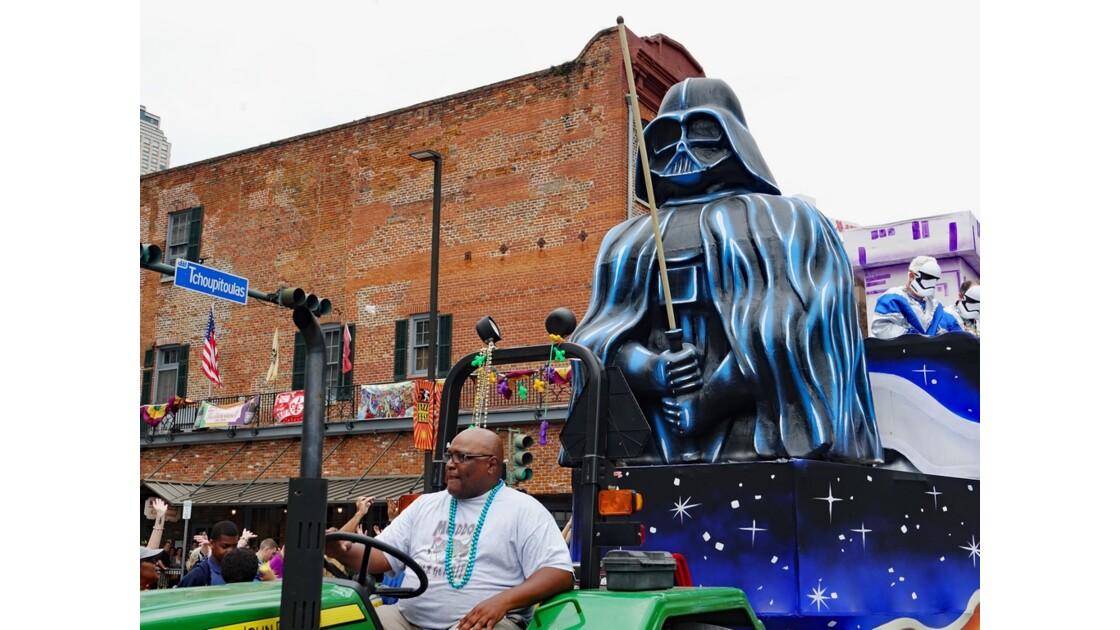 New Orleans Carnaval Krewe of Okeanox 18