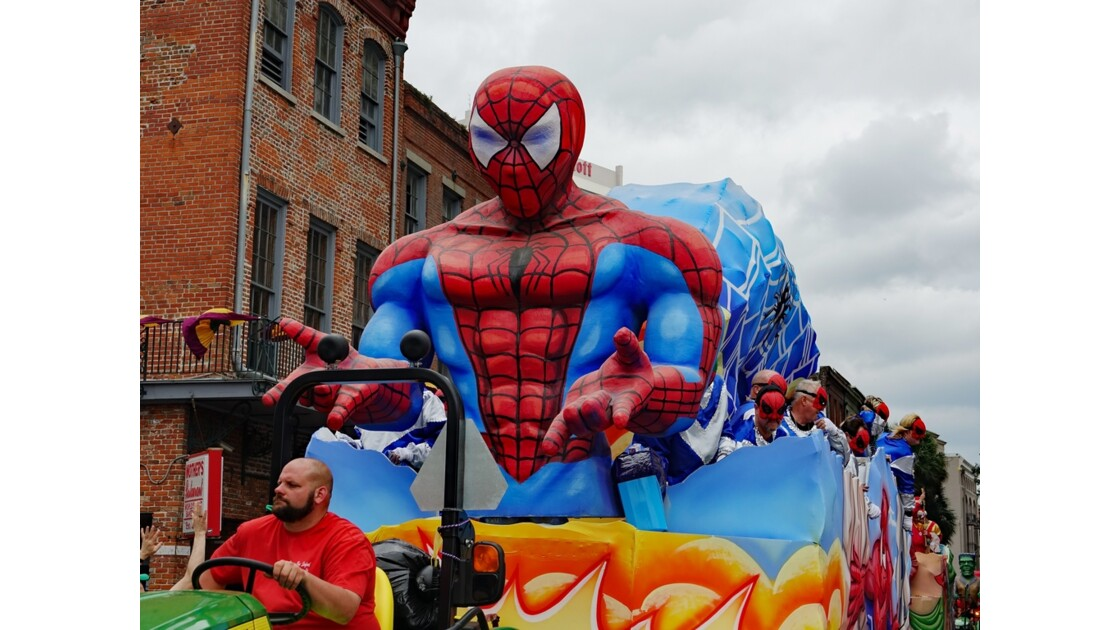 New Orleans Carnaval Krewe of Okeanox 22