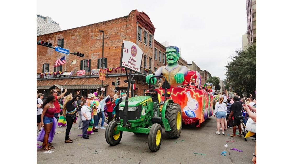 New Orleans Carnaval Krewe of Okeanox 23