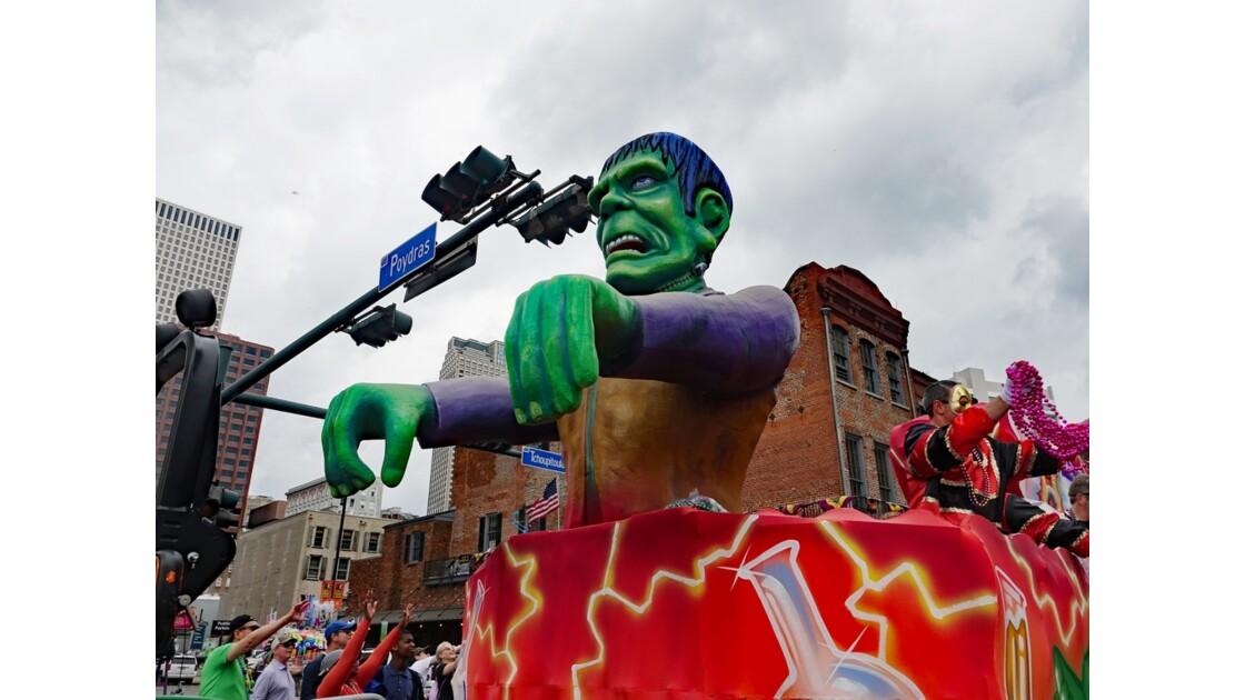 New Orleans Carnaval Krewe of Okeanox 24