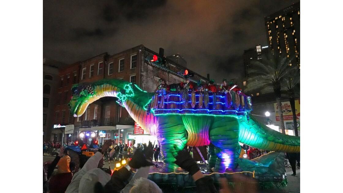 New Orleans Carnaval Krewe of Bacchus 52