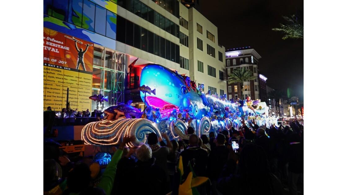 New Orleans Carnaval Krewe of Bacchus 58