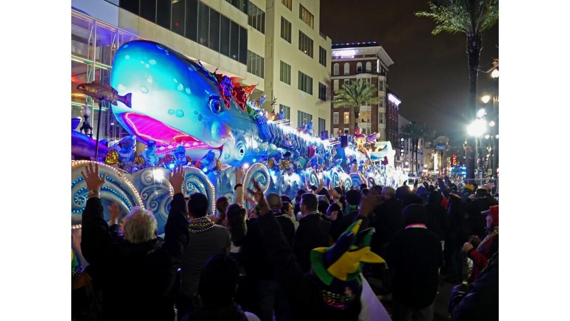 New Orleans Carnaval Krewe of Bacchus 60