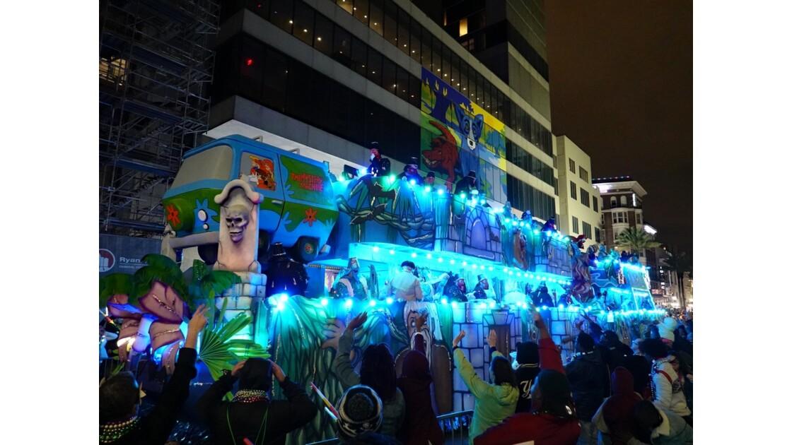 New Orleans Carnaval Krewe of Bacchus 64