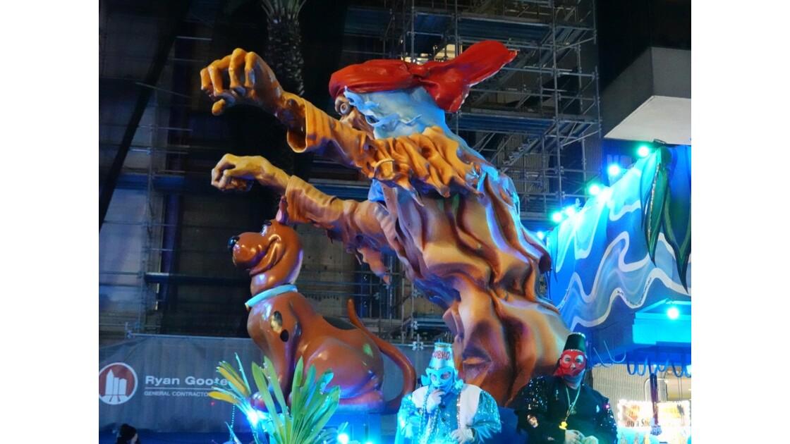 New Orleans Carnaval Krewe of Bacchus 66