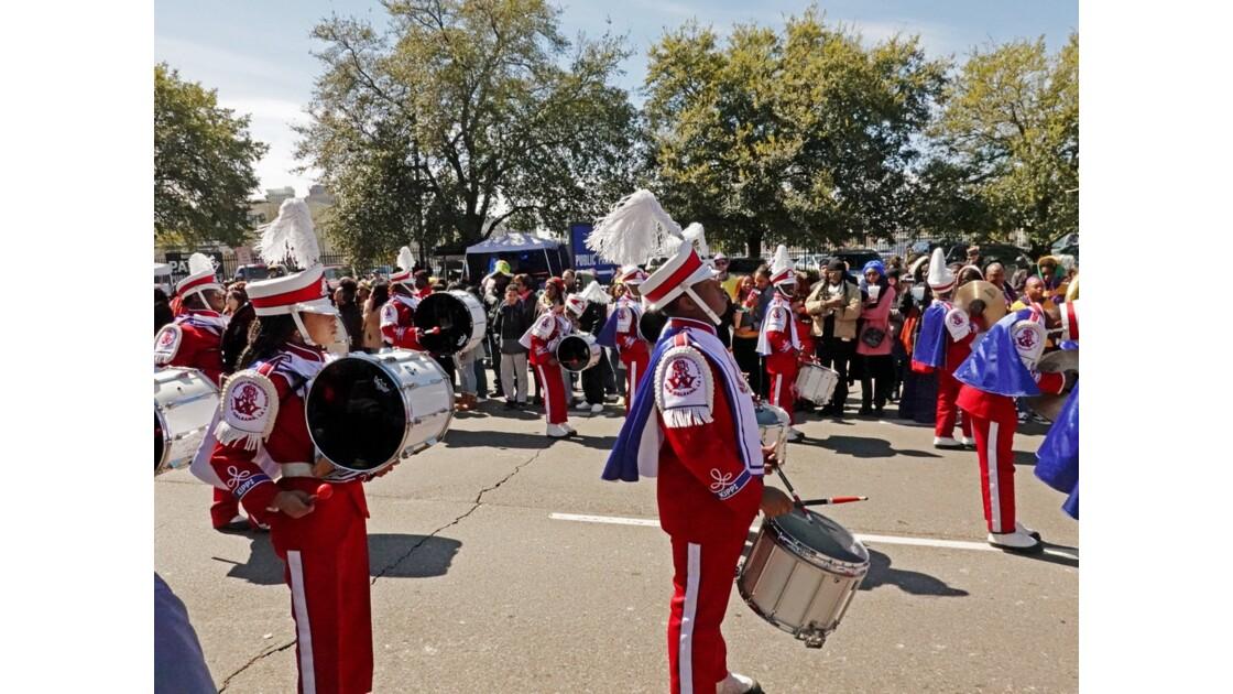 New Orleans Carnaval Krewe of Zulu 27