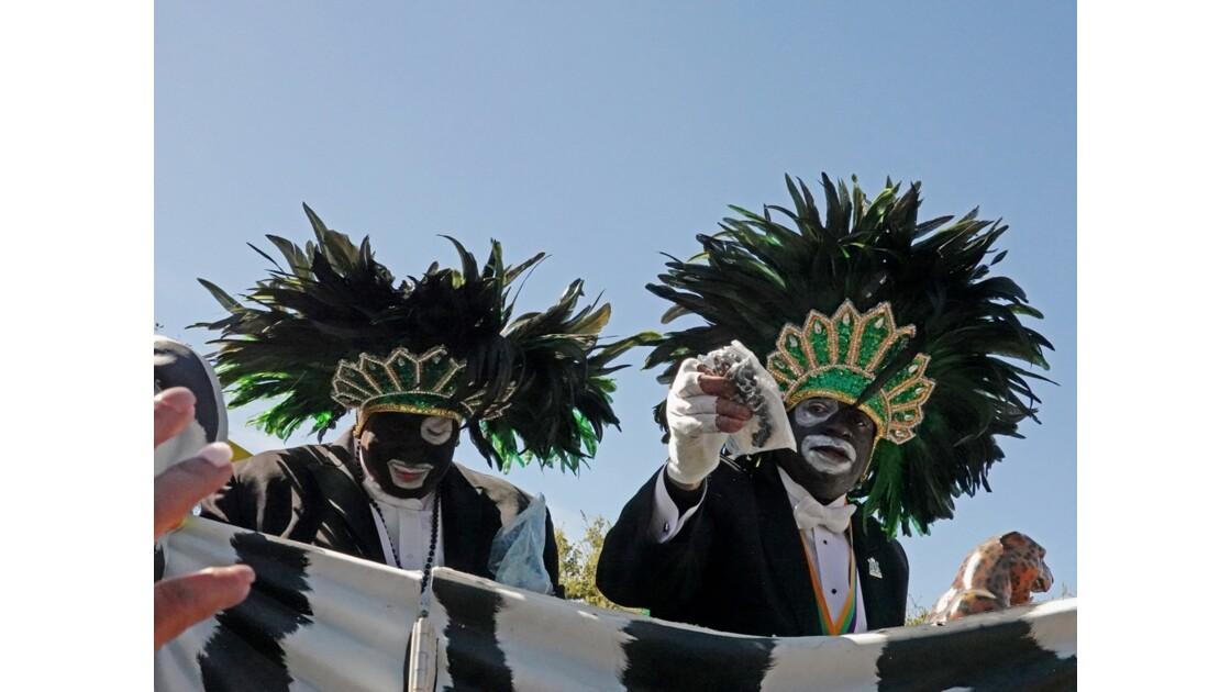 New Orleans Carnaval Krewe of Zulu 29