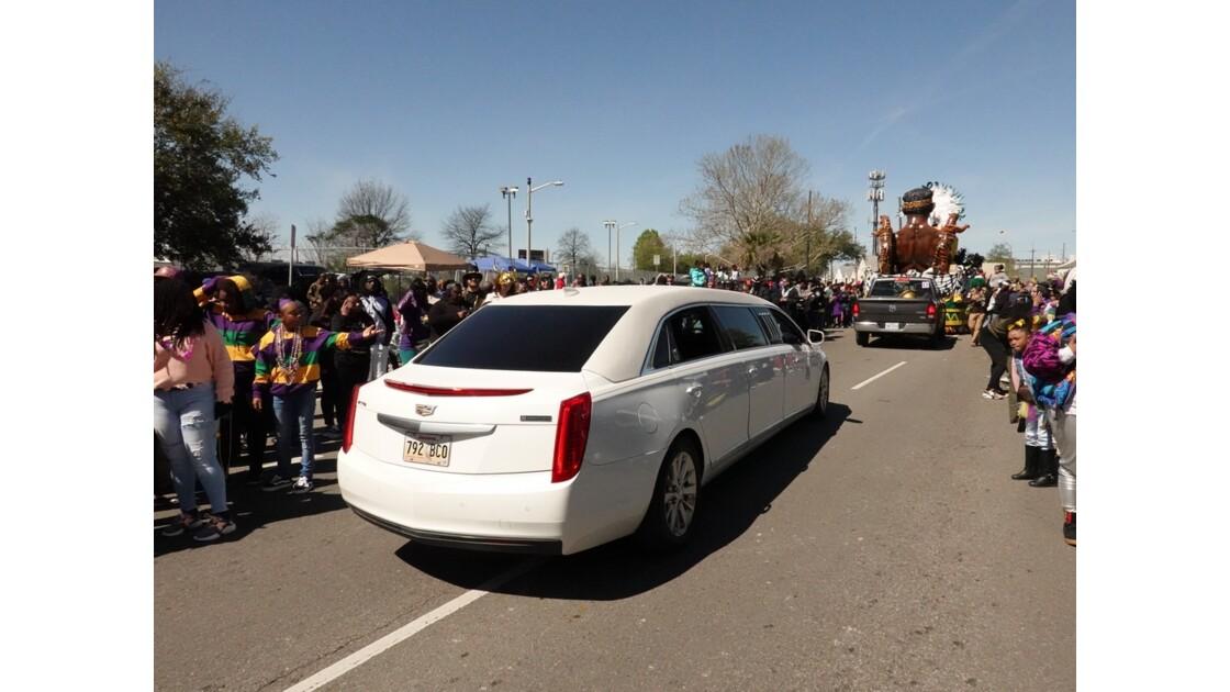 New Orleans Carnaval Krewe of Zulu 32