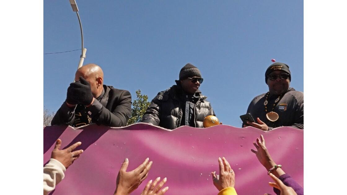 New Orleans Carnaval Krewe of Zulu 36