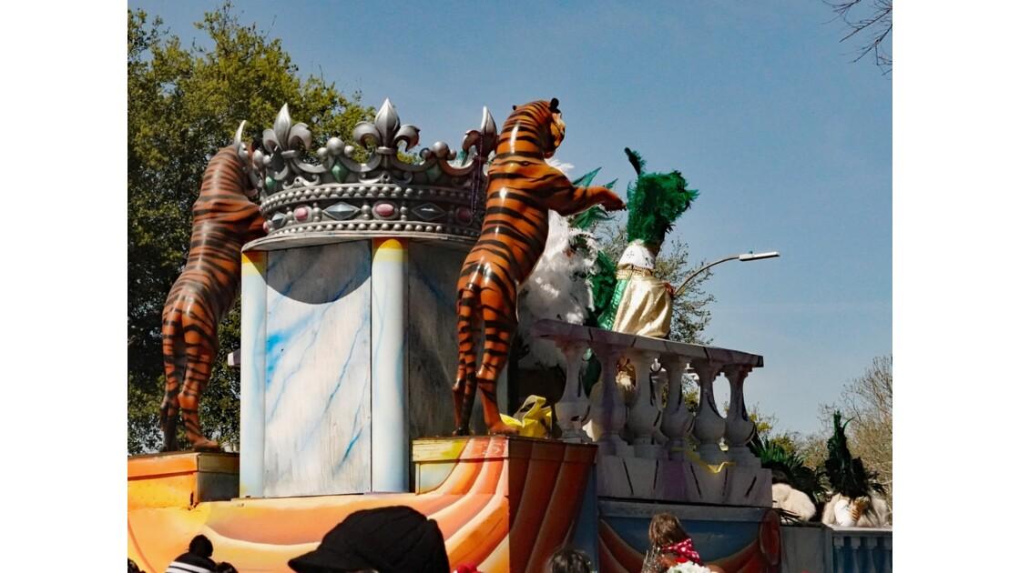 New Orleans Carnaval Krewe of Zulu 39