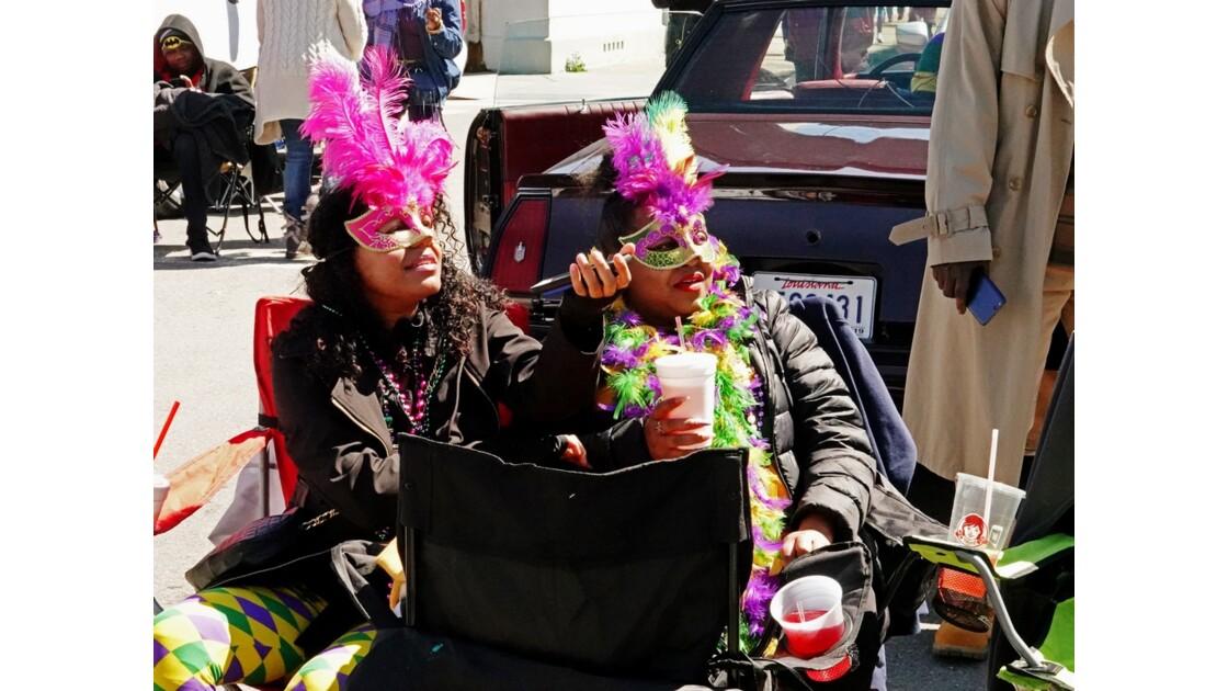 New Orleans Carnaval Krewe of Zulu 41