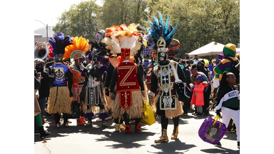 New Orleans Carnaval Krewe of Zulu 17