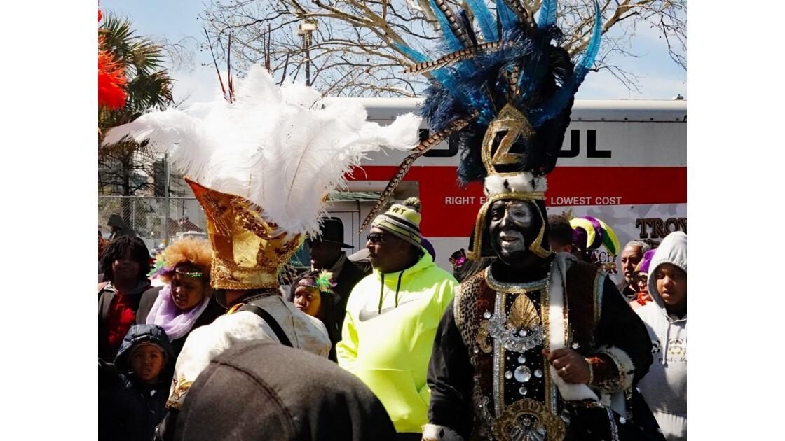 New Orleans Carnaval Krewe of Zulu 18