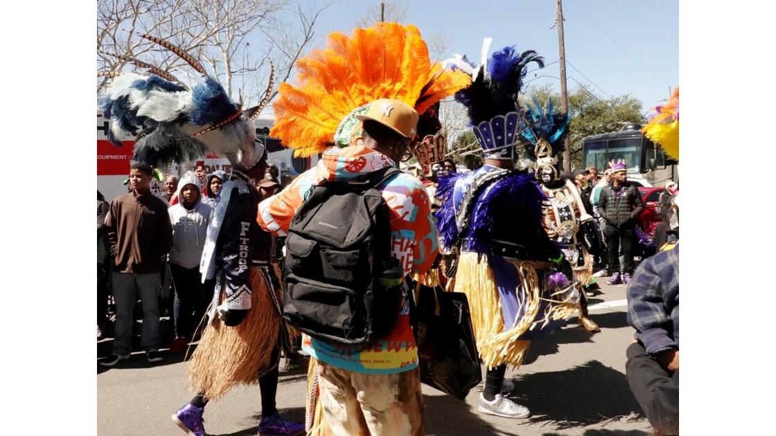 New Orleans Carnaval Krewe of Zulu 20