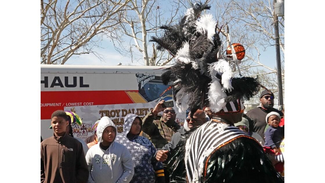 New Orleans Carnaval Krewe of Zulu 23
