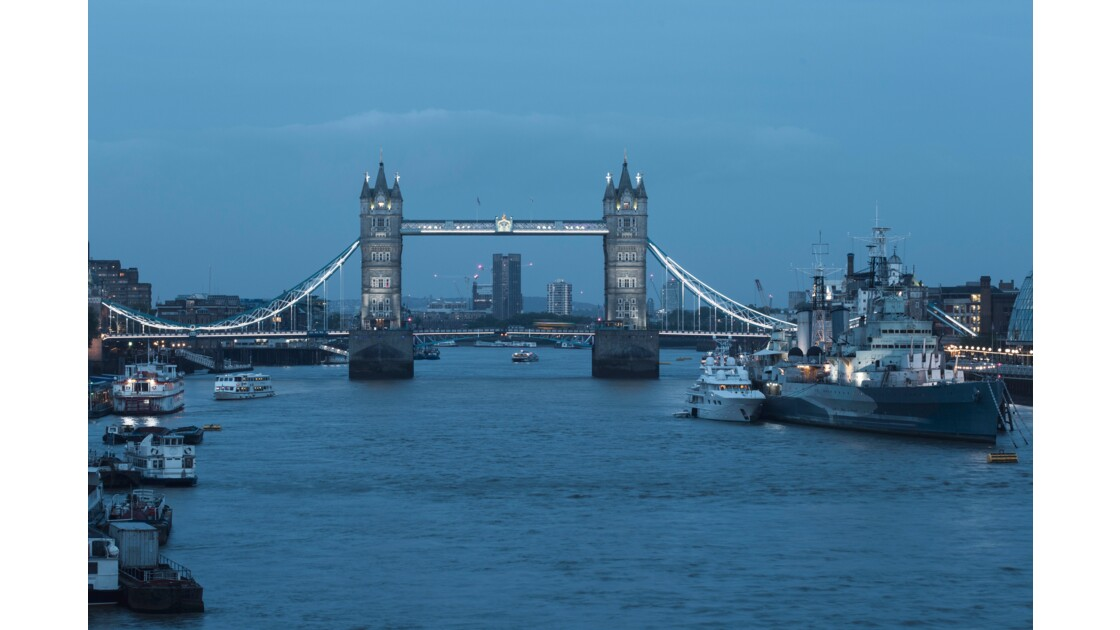 Un soir à Londres