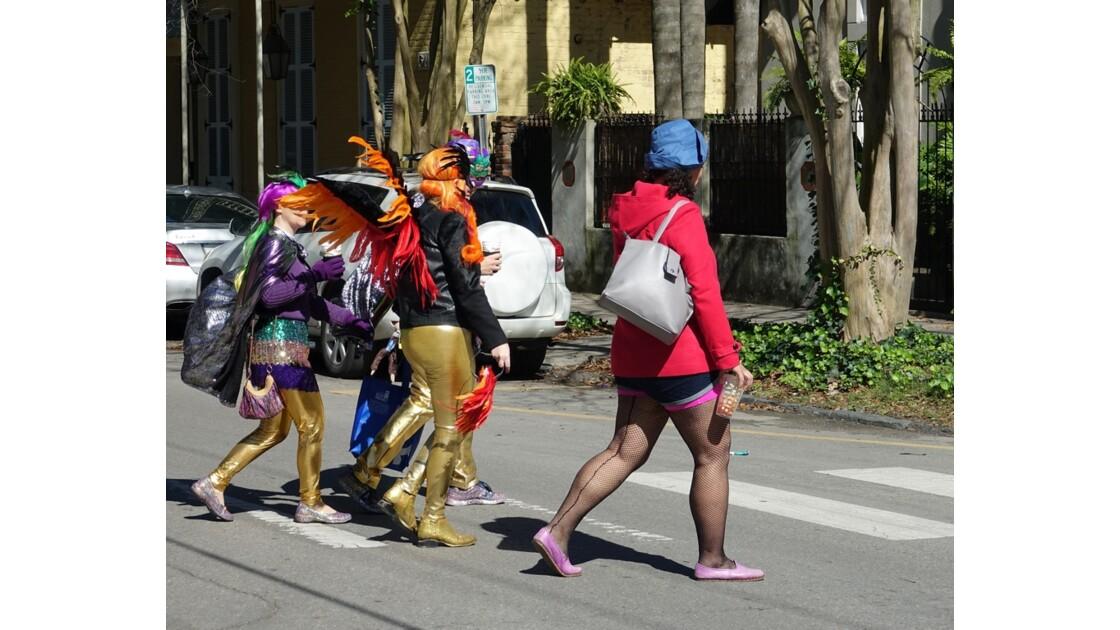 New Orleans Jour de Mardi-Gras 8