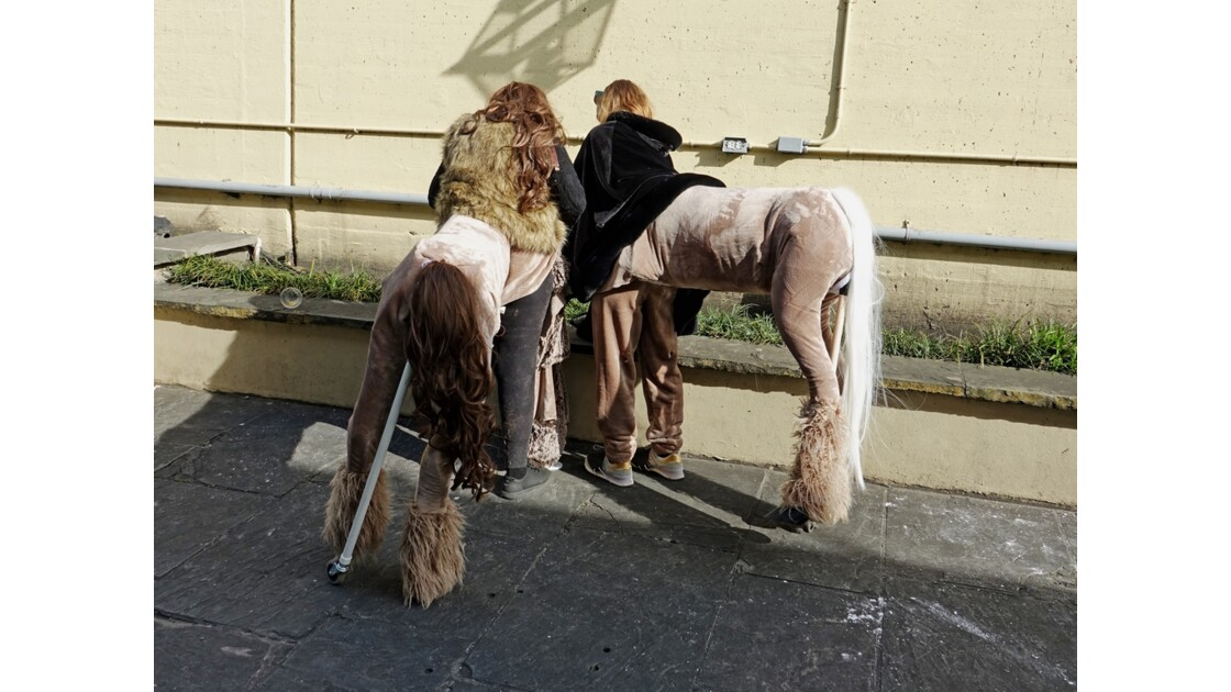 New Orleans Jour de Mardi-Gras Moon Walk 3