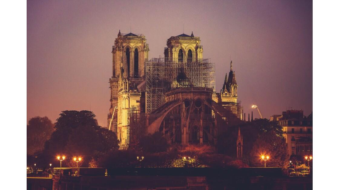 Notre Dame, détails